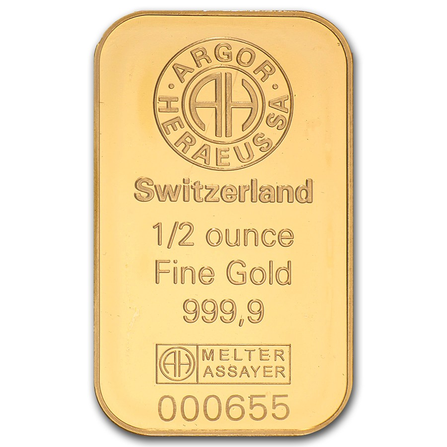 Buy Gold Bullion - Store In Safe Deposit Box In Dublin