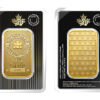 Merrion Gold Dublin Gold Bars