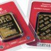 Merrion Gold Dublin Gold Bars