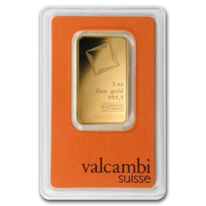 1Oz Gold Bar