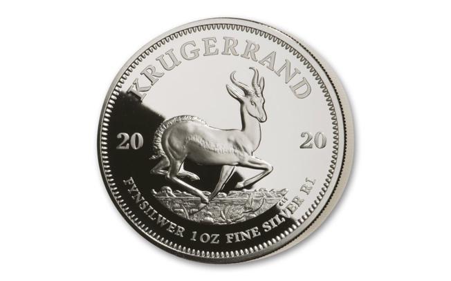 1oz Silver Krugerrand