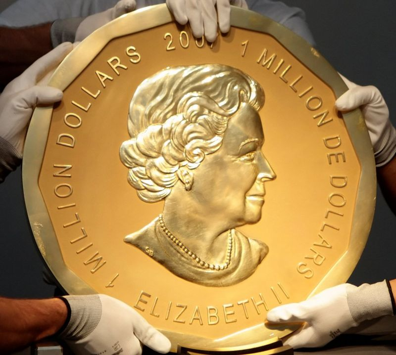 The Canadian Maple Leaf - Merrion Gold Guide to Coins