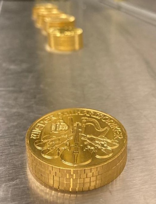 The Austrian Philharmonic - Merrion Gold Guide to Coins